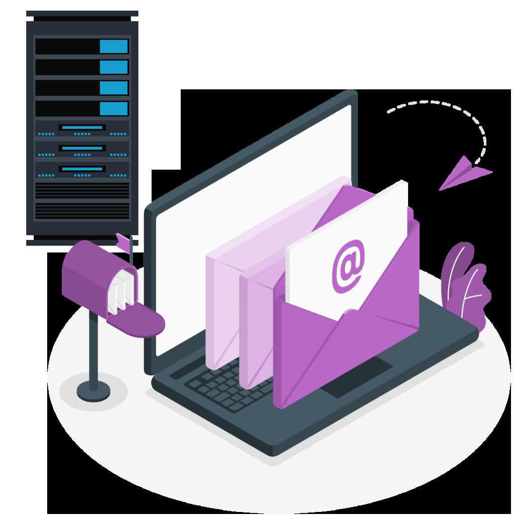 best smtp server for bulk email